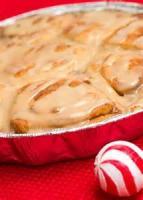 Bread - Cin-ful Cinnamon Buns
