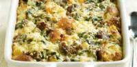 Breakfastandbrunches - Casserole -  Breakfast Sausage Casserole By Ingrid