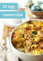 Breakfastandbrunches - Casserole -  Baked Eggs