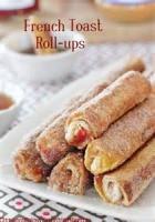 Bread - Sweet Roll Ups