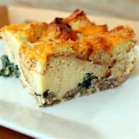 Breakfastandbrunches - Casserole -  Breakfast Casserole