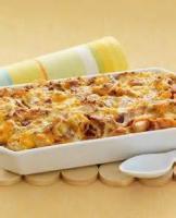 Breakfastandbrunches - Casserole  Cheesy Eggs And Bacon