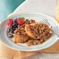 Breakfastandbrunches - French Toast -  Southern Pecan French Toast