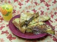 Breakfastandbrunches - French Toast Apricot Cream Cheese French Toast