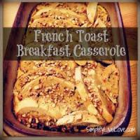 Breakfastandbrunches - French Toast  Christmas Morning