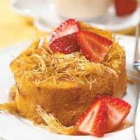 Breakfastandbrunches - French Toast -  Make-ahead French Toast