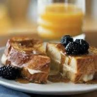 Breakfastandbrunches - French Toast -  Orange Vanilla French Toast