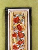 Breakfastandbrunches - Seafood Smoked Salmon Tart