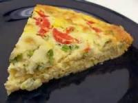 Breakfastandbrunches - Quiche  Cheese And Onion