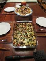 Breakfastandbrunches - Quiche Vegetable