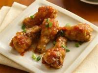 Cajunandcreole - Appetizer -  Cajun Chicken Wings