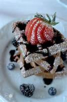 Breakfastandbrunches - Waffles Chocolate