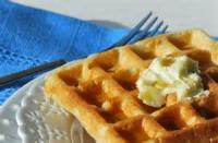 Breakfastandbrunches - Waffles Overnight Waffles