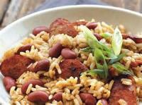 Cajunandcreole - Beans -  Beans With Rice
