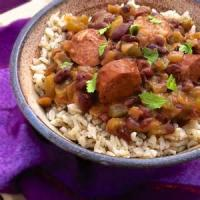 Cajunandcreole - Rice Easy Red Beans And Rice