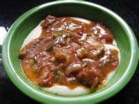 Cajunandcreole - Veal -  Grillades And Grits