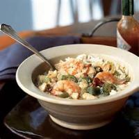 Cajunandcreole - Seafood Cajun Style Shrimp Risotto