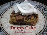 Cakesandfrostings - Cake  Apple Cobbler