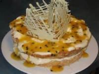 Cakesandfrostings - Cake Chocolate And Lemon Cream Cake