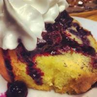 Cakesandfrostings - Cake Blueberry Citrus