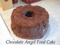 Cakesandfrostings - Cake Chocolate Angel Cake