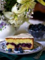 Cakesandfrostings - Cake Blueberry Muffin Cake