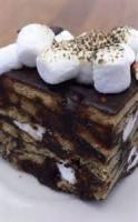 Cakesandfrostings - Cake Chocolate Marshmallow
