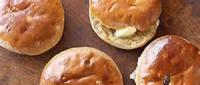 Bread - Biscuits -  Teacakes