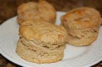 Bread - Biscuits -  Whole Wheat Biscuit Recipes By Becky