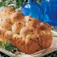 Bread - Bread Garlic Bubble Loaf