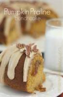 Cakesandfrostings - Cake Pumpkin Bundt Cake