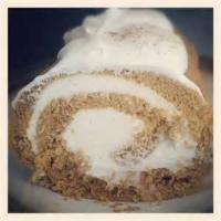 Cakesandfrostings - Cake Pumpkin Cheese Roll