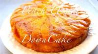 Cakesandfrostings - Cake Peach Upside Down Cake