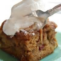 Cakesandfrostings - Cake Rhubarb Crumble
