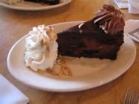 Cakesandfrostings - Cheesecake Brownie Cheesecake Torte