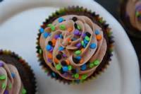 Cakesandfrostings - Cupcake Brownie Cupcakes