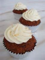 Cakesandfrostings - Cupcakes -  Carrot Cupcakes