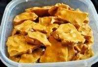 Candy - Brittle Peanut Brittle
