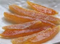Candy - Candied Orange Peel