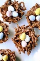 Candy - Bird's Nest -  Easter Egg Nests