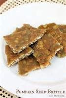 Candy - Brittle -  Pumpkin Seed Brittle