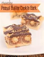 Candy - Crunchy Peanut Bark