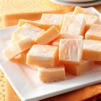 Candy - Fudge -  Dreamsicle Fudge