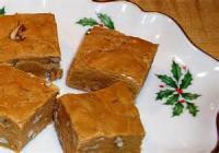 Candy - Fudge -  Buttermilk Fudge