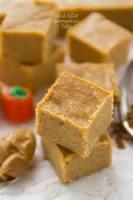 Candy - Fudge -  No-fail Peanut Butter Fudge