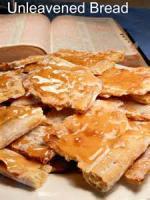 Bread - Bread Unleavened Communion Bread