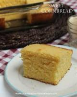 Bread - Cornbread -  Sweet Cornbread
