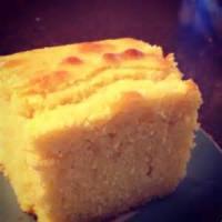 Bread - Cornbread -  Three Layer Cornbread