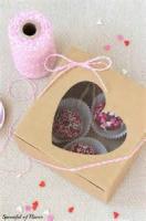 Candy - Truffles -  Chocolate-raspberry Truffles