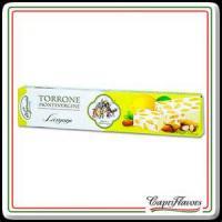Candy - Nougat -  Torrone Di Cioccolato (chocolate Honey Nougat)